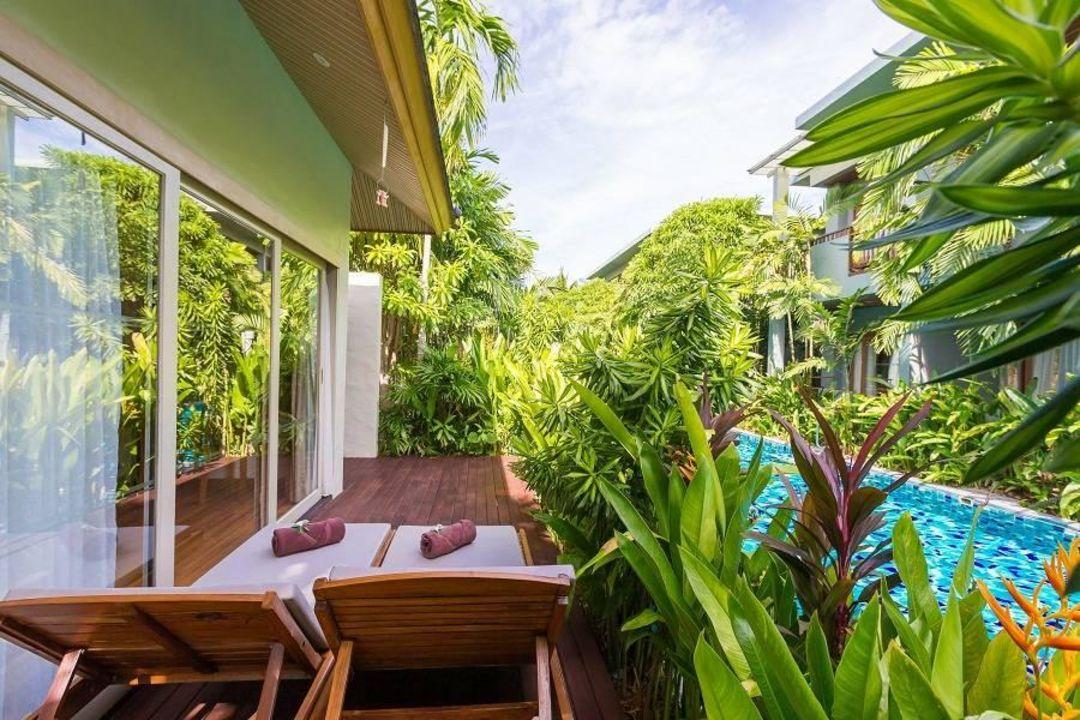 Access Pool Villa  Metadee Resort & Villas