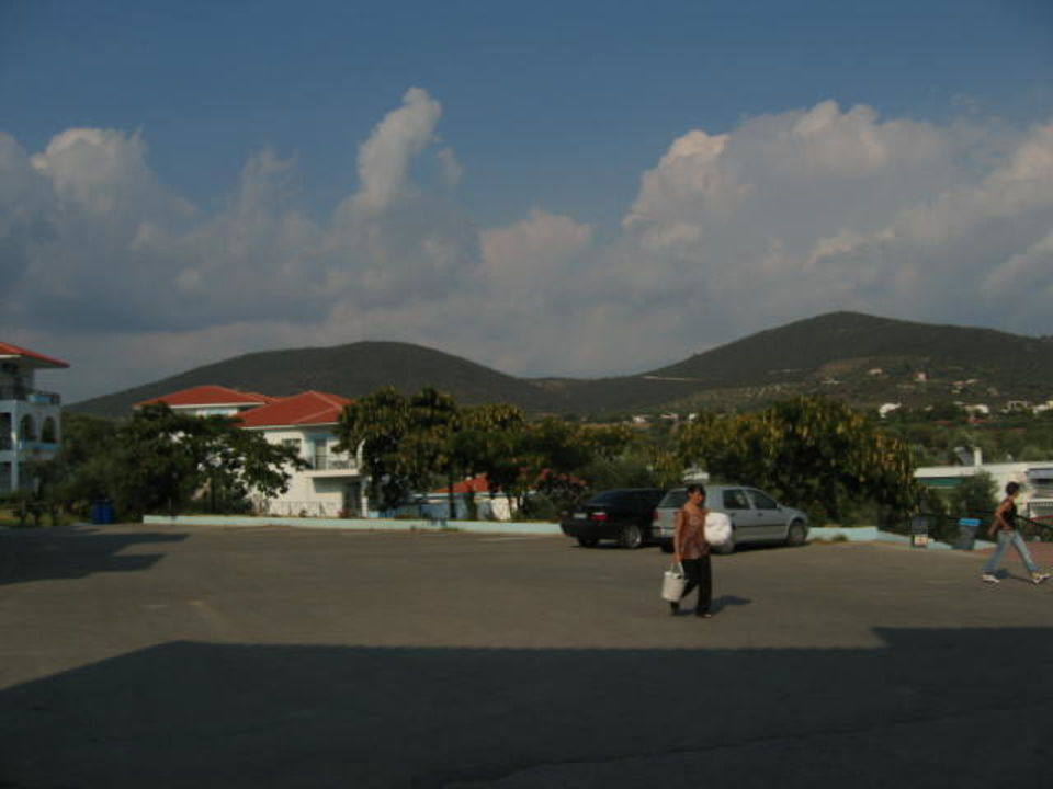 Landschaft Hotel Sonia Village
