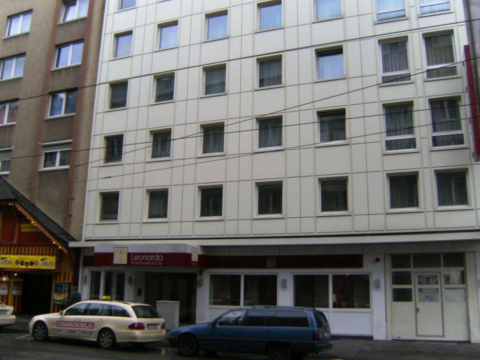 Hotel Leonardo Frankfurt City