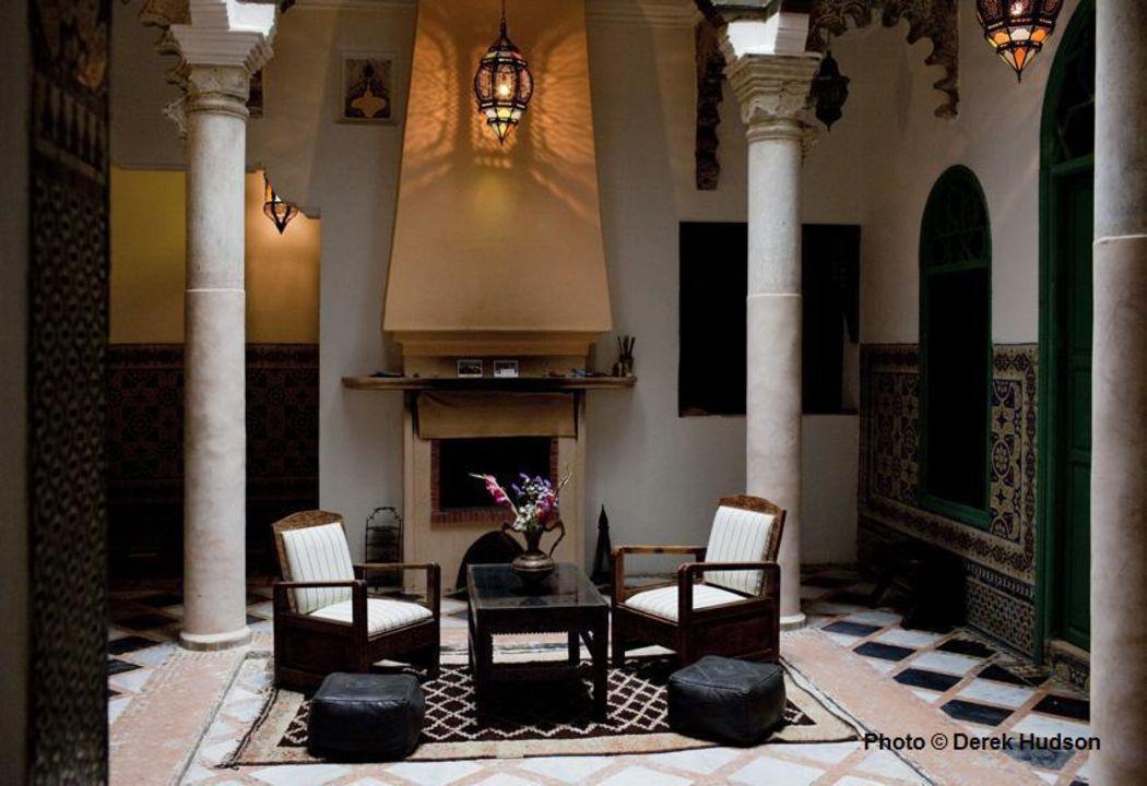 Patio Hotel Riad Arous Chamel