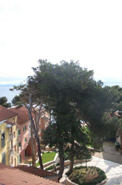 Blick Richtung Süden Vitalhotel & Apartements Punta