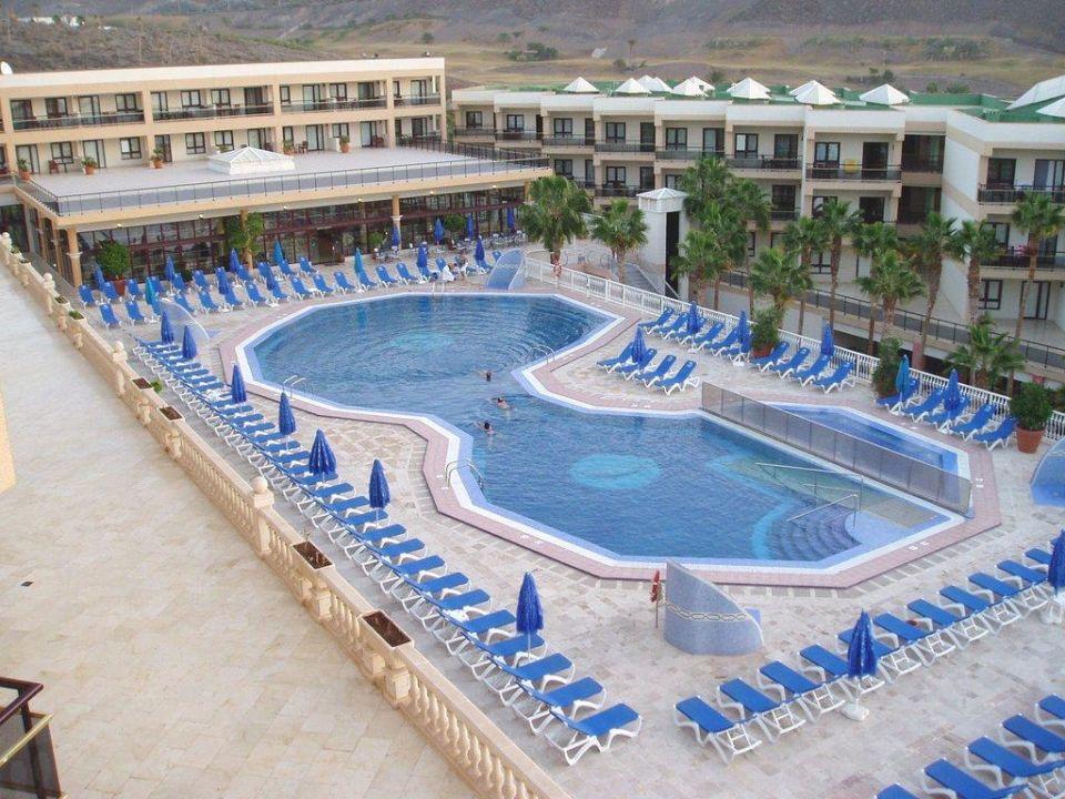 Pool des Dunas Paradise Hotel Stella Paradise (Vorgänger-Hotel - existiert nicht mehr)