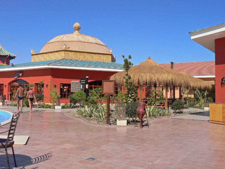 Viking-Restaurant Jungle Aqua Park