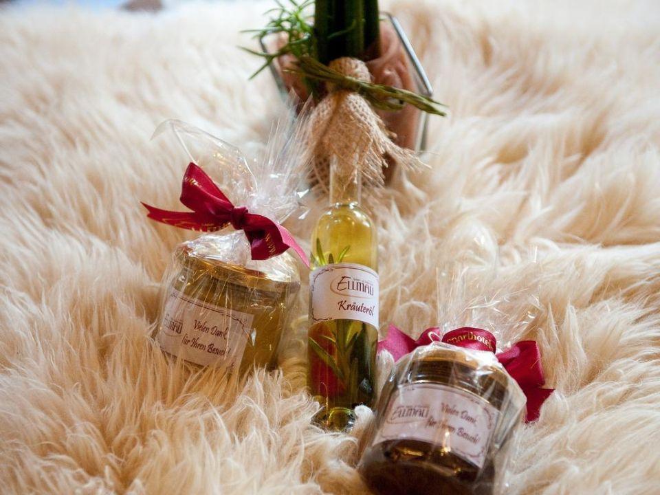 Beliebte Geschenke für die Daheimgebliebenen Hotel Alpin Juwel