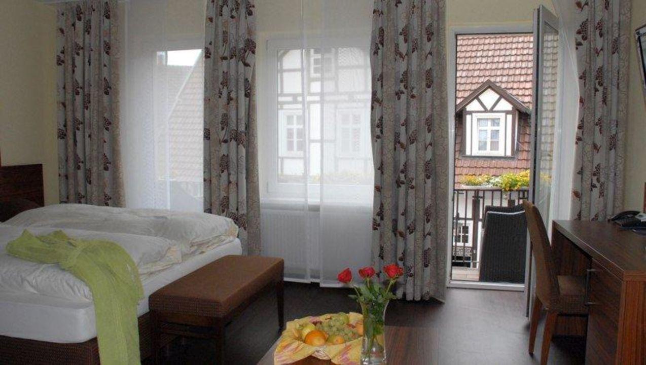"""""""Zimmer teilweise mit Balkon"""" Hotel Storck (Bad Laer ..."""