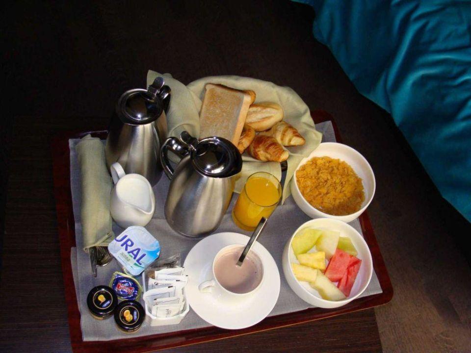 """Frühstück Am Bett frühstück ans bett bringen lassen"""" hotel 987 barcelona (barcelona"""