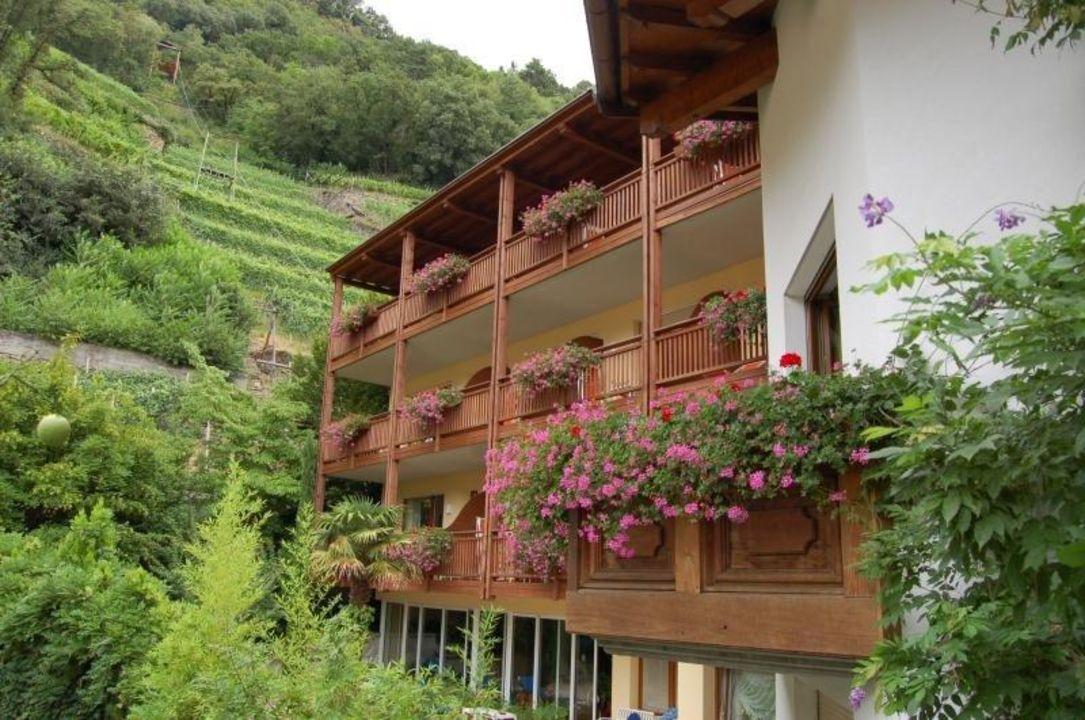 Aussenansicht Hotel Sittnerhof