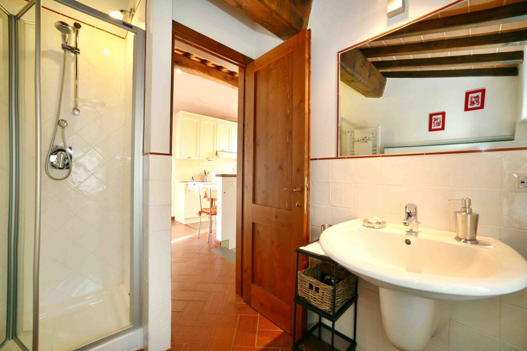 Bathroom La Compagnia del Chianti