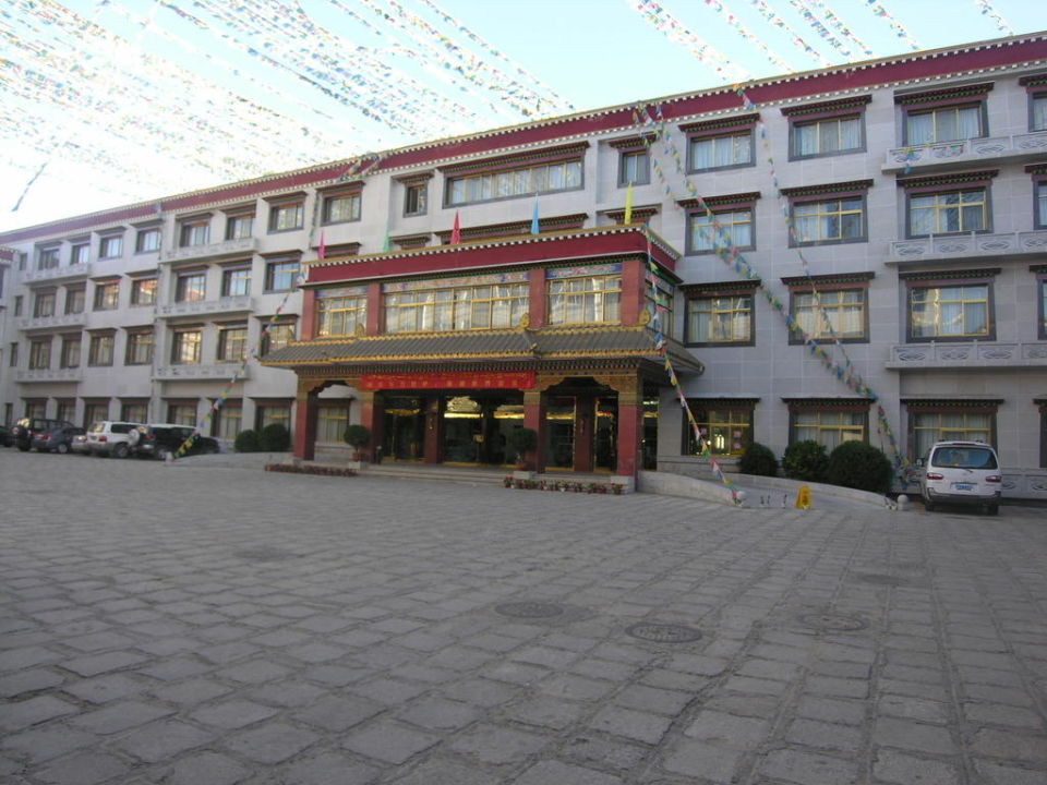 Wohlfühloase The Tibet Cang-gyan Lhasa Hotel