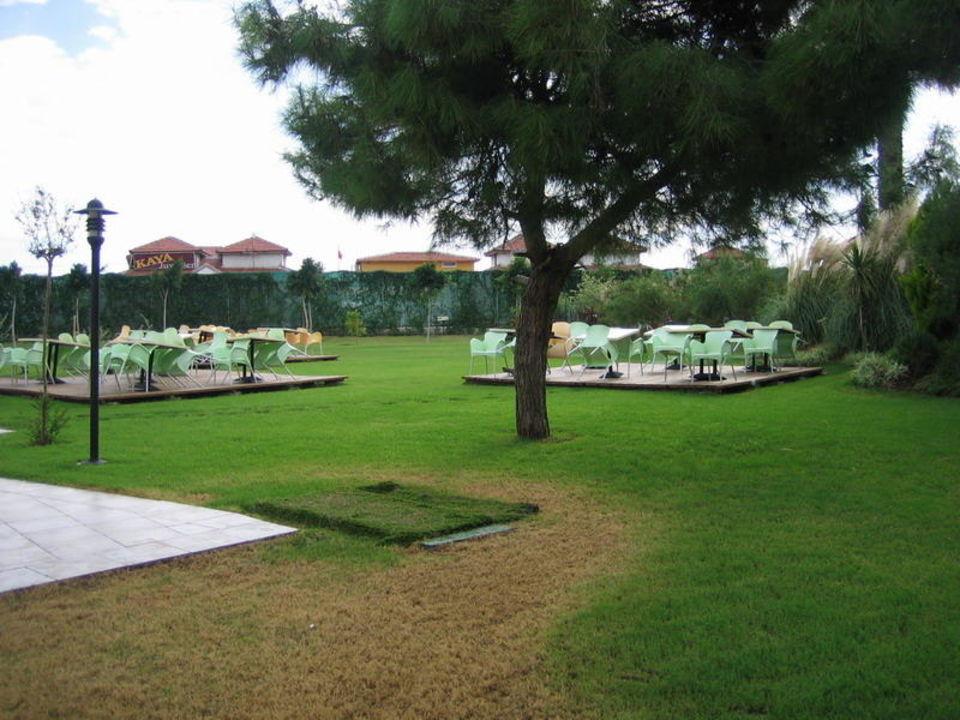 Gartenanlage Hotel Silence Beach Resort