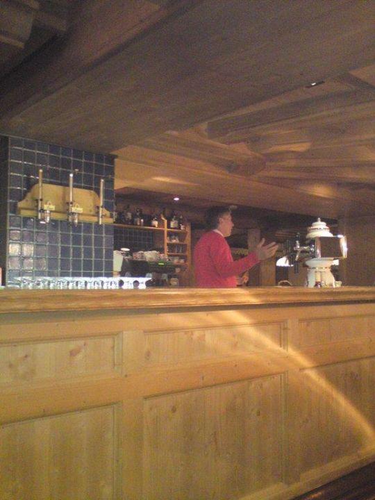 Gemütliche Bar Hotel Almhof Roswitha