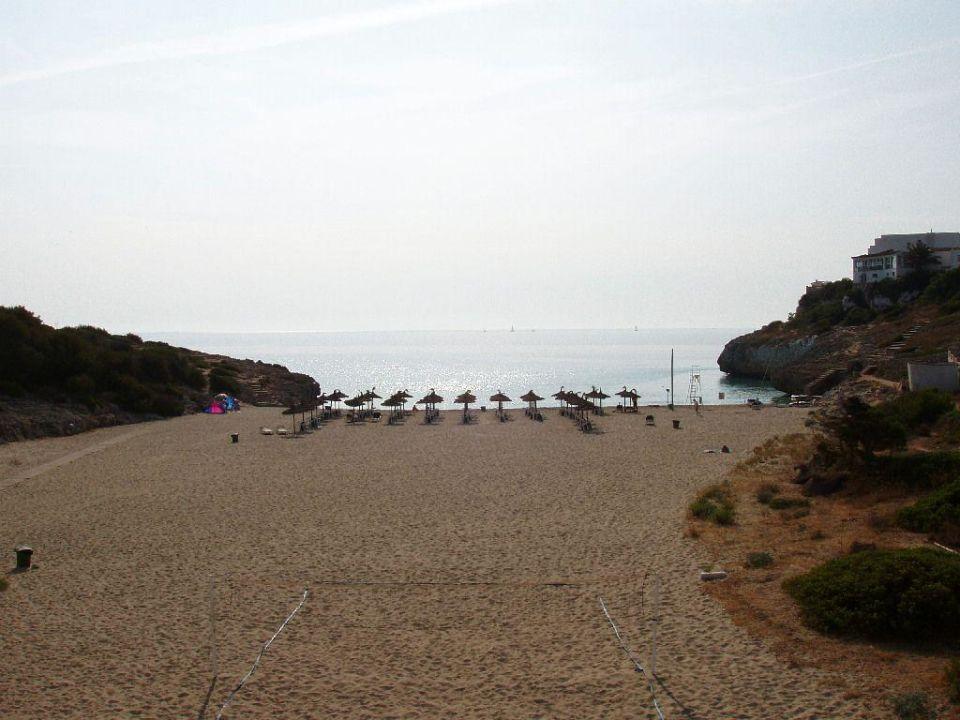 Hotelstrand Club Hotel Tropicana Mallorca