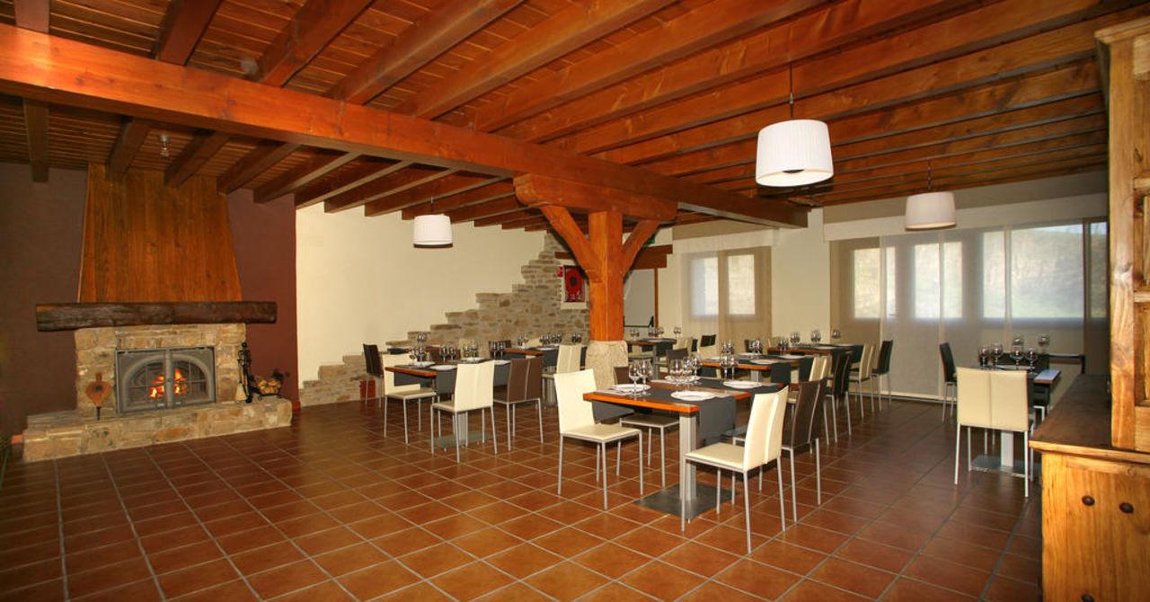 Bar-Comedor Hotel-Apartamento Rural Atxurra