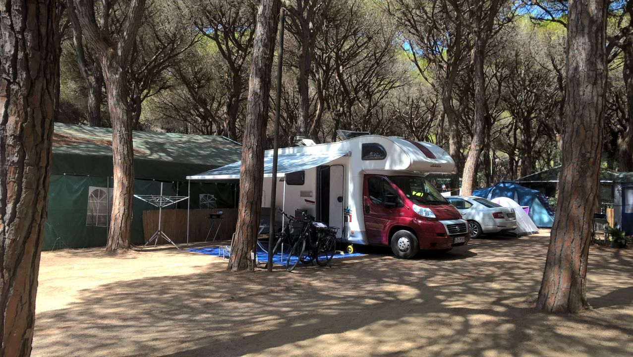 Sonstiges Camping Rosmarina