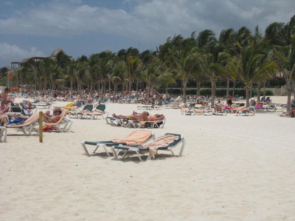 Hotelstrand Hotel Riu Yucatan
