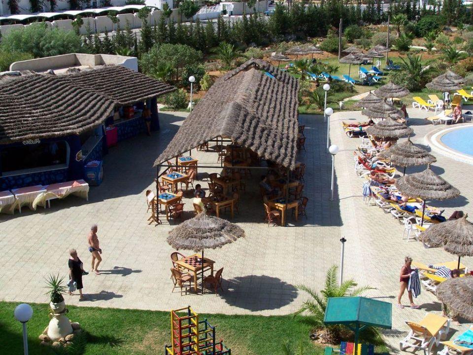 Poolbar Hotel Yasmine Beach Resort