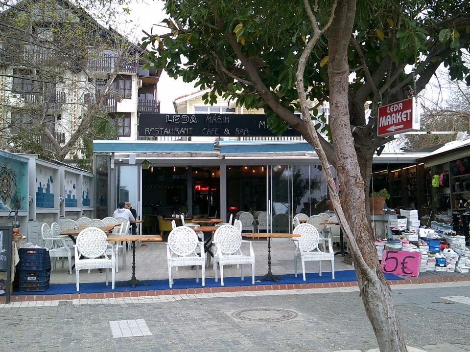 Gastro Leda Beach Hotel