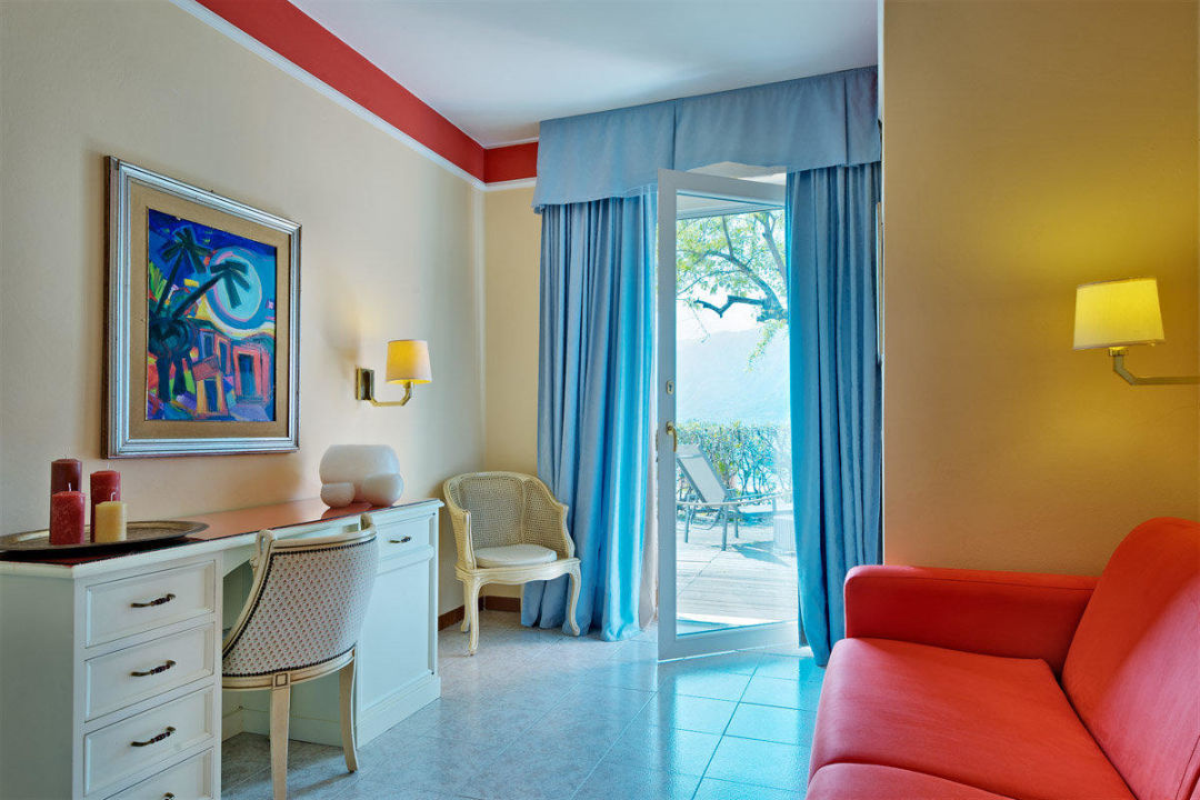 Junior suite Hotel La Caletta Bolognese