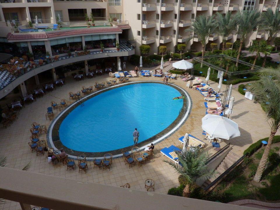 Kleiner Pool Hotel Sea Star Beau Rivage