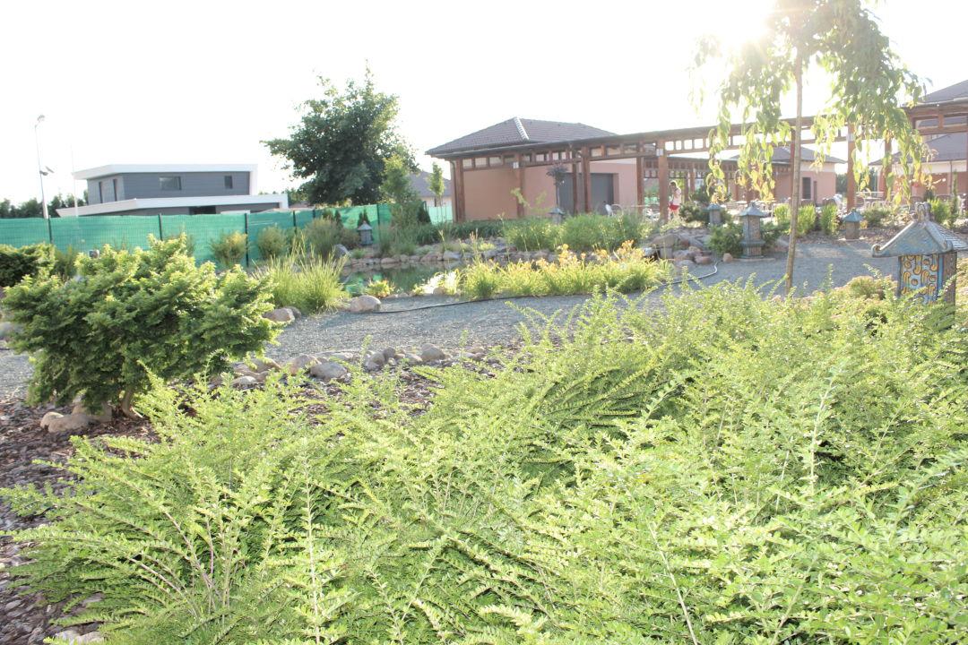 Gartenanlage Caramell Premium Resort