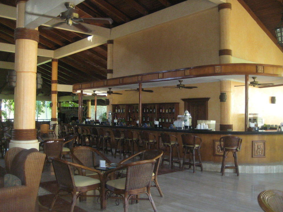 Lobby Bar Grand Palladium Bávaro Suites Resort & Spa