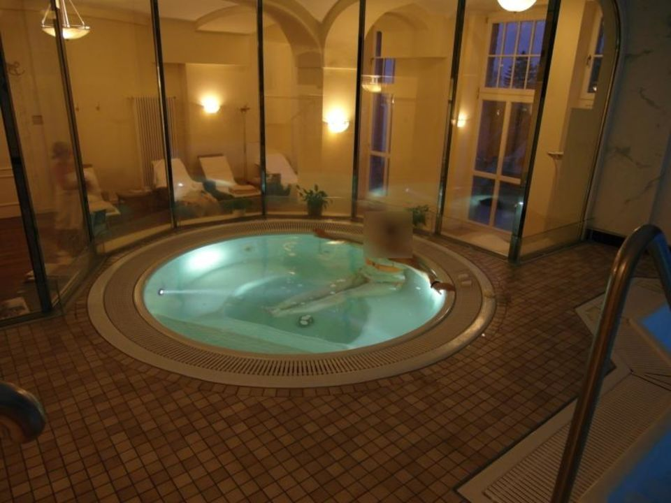Indoor Whirlpool\