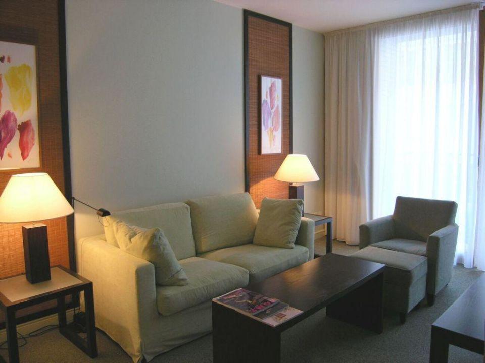 Maisonettesuite / Wohnzimmer (obere Ebene) Clipper City Home