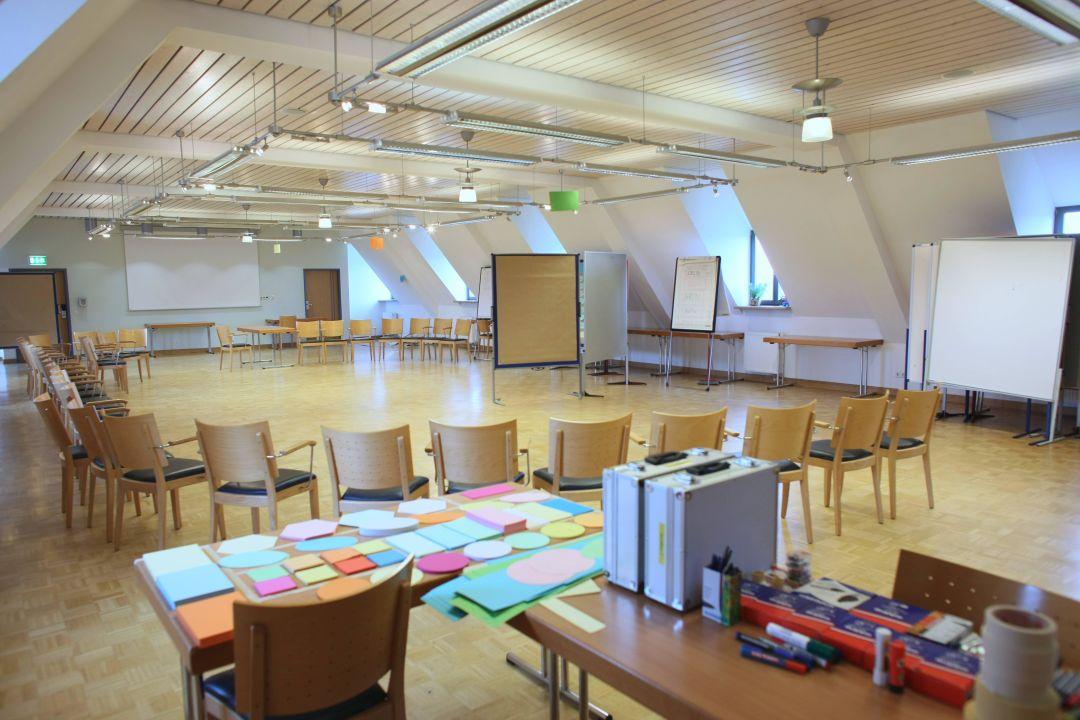 Tagungsraum der Jugendherberge Altleiningen\