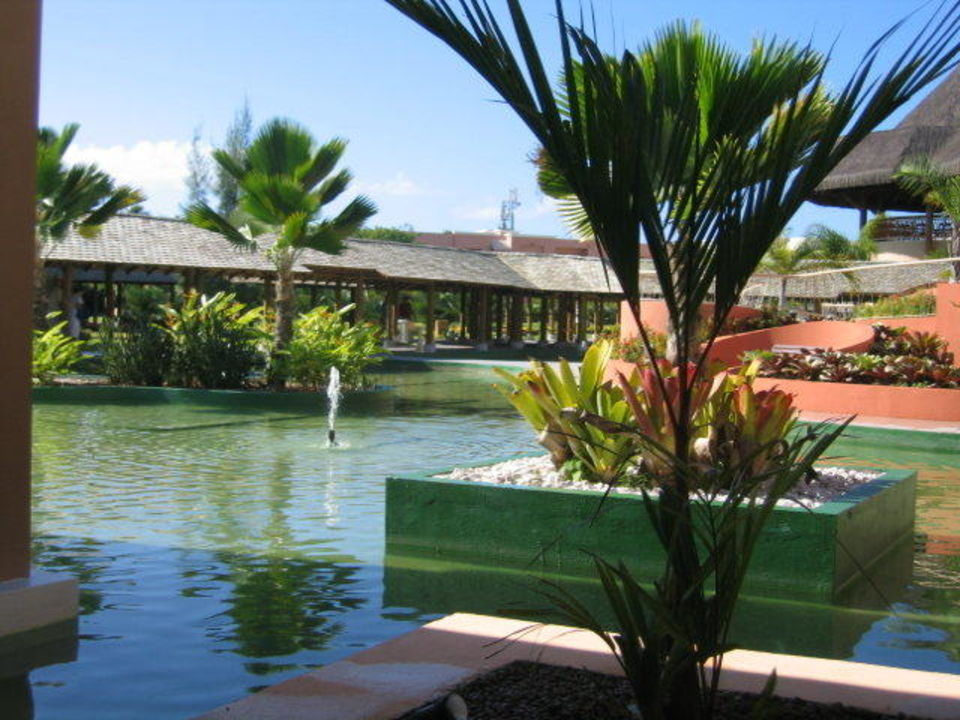 Blick vom Restaurant IBEROSTAR Hotel Praia do Forte