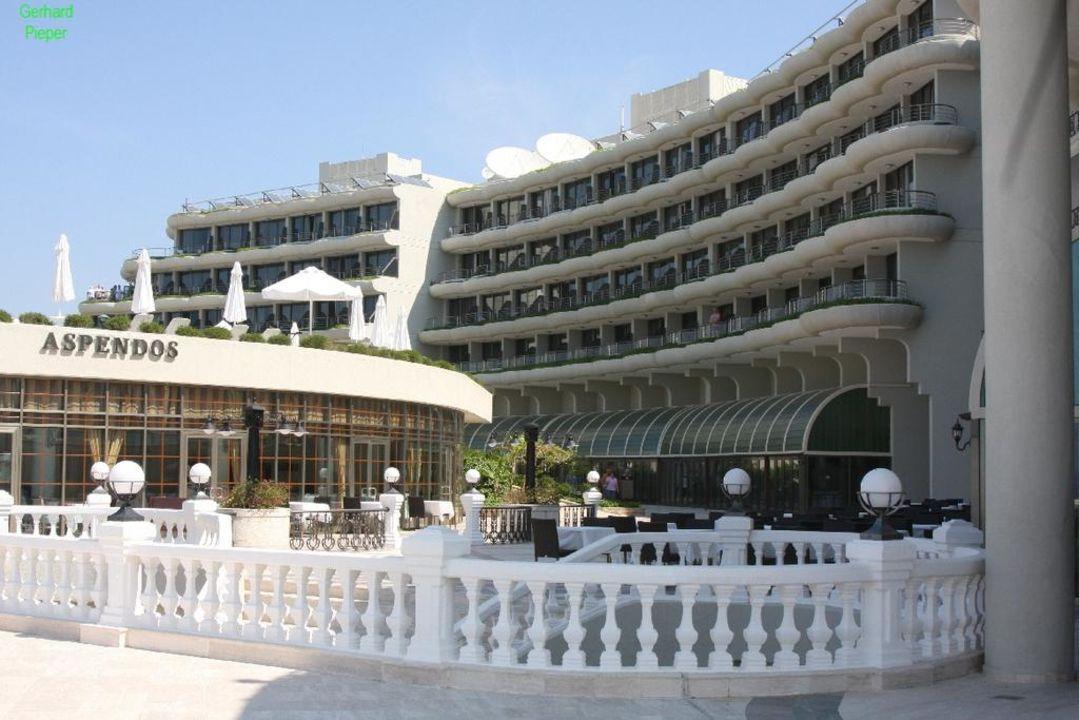 Hotelaußenansicht Crystal Sunrise Queen Luxury Resort & Spa