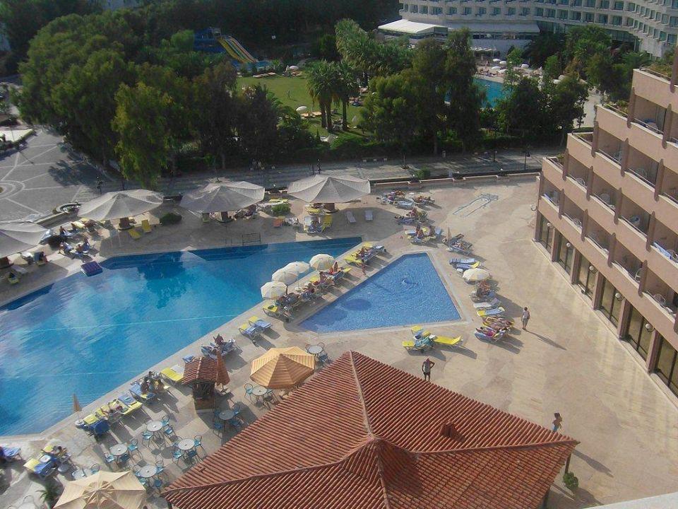 Pool Grand Prestige Hotel & Spa