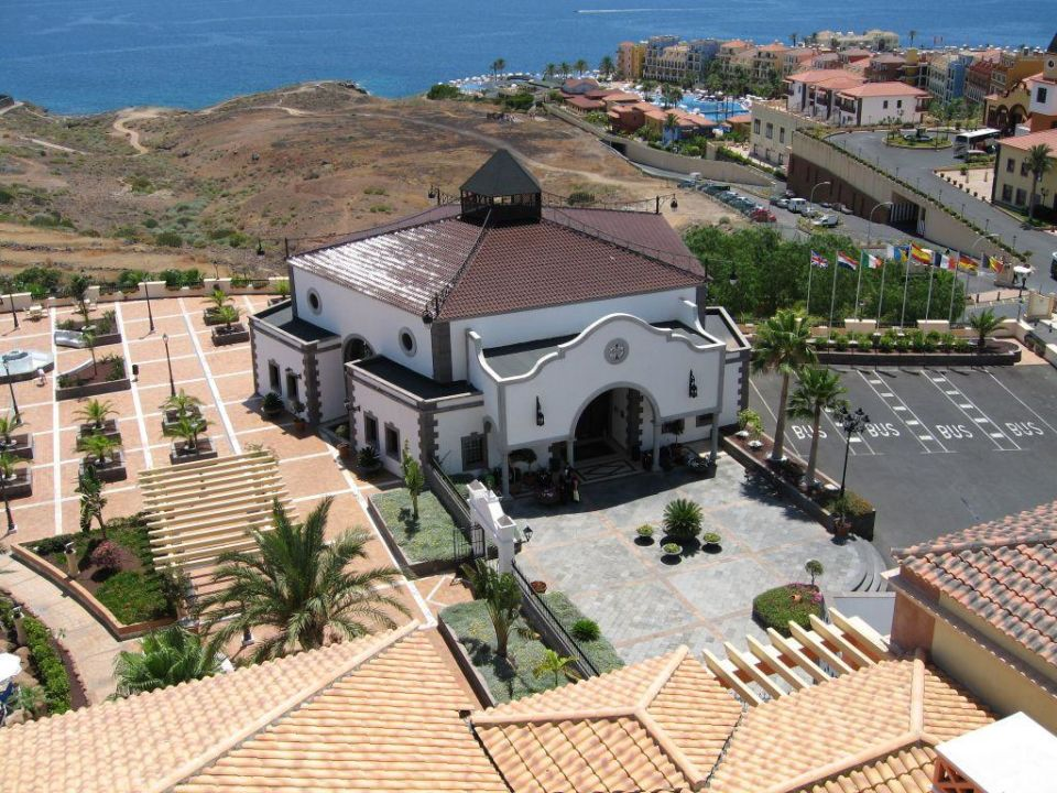 Rezeption Sunlight Bahia Principe Tenerife