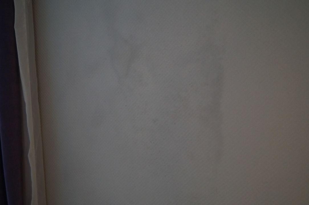 Feuchte Flecken Auf Der Wand Hotel Sherwood Exclusive Kemer Goynuk