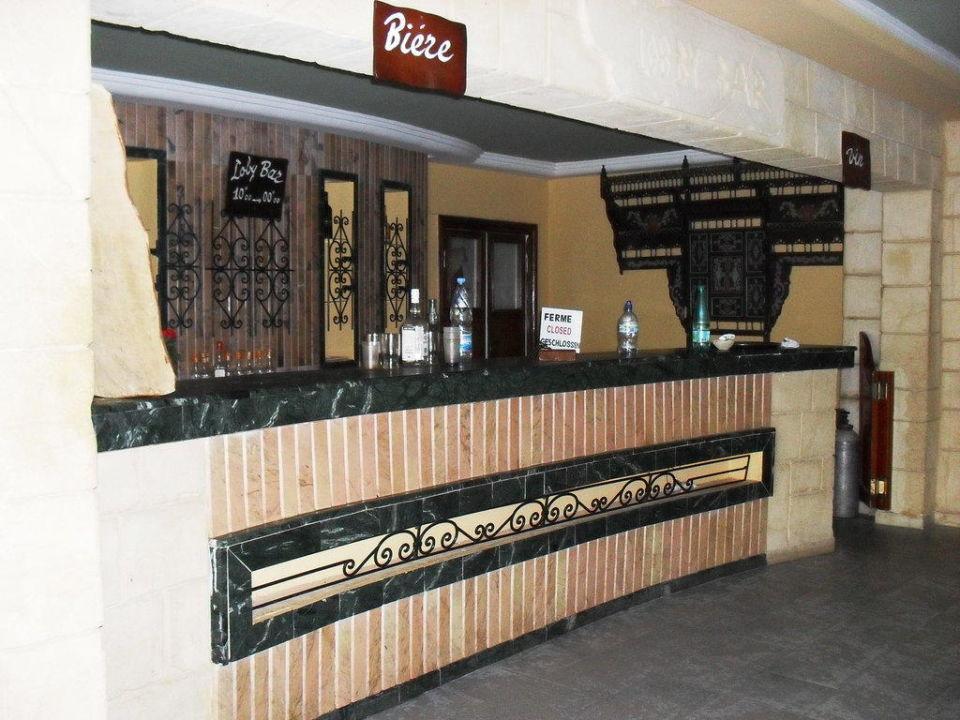 Bar intérieur Hotel Houda Golf & Beach Club