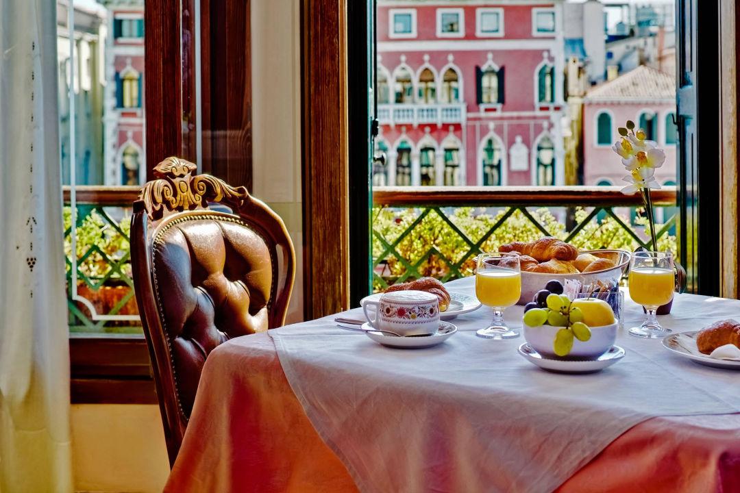 Sala colazioni Hotel Antica Locanda Sturion