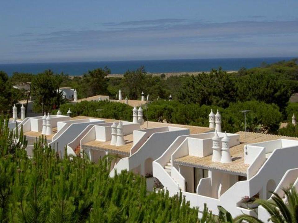 Blick zum Strand Ria Park Garden Hotel