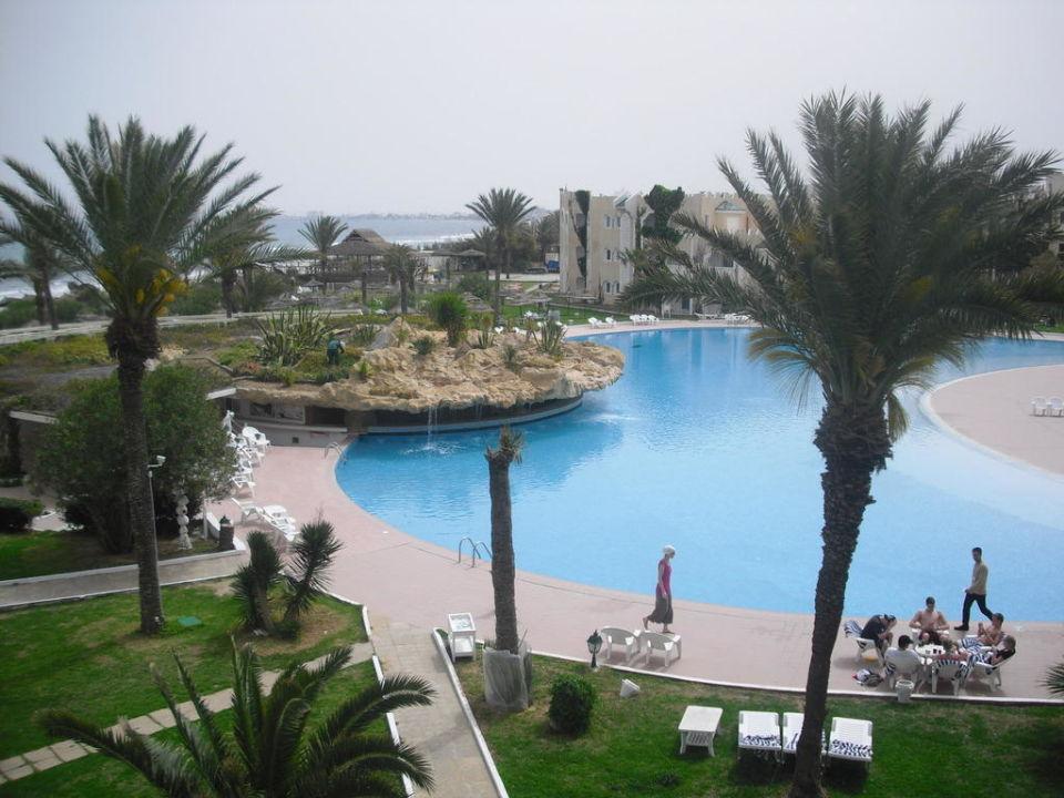 Ausblick LTI Mahdia Beach