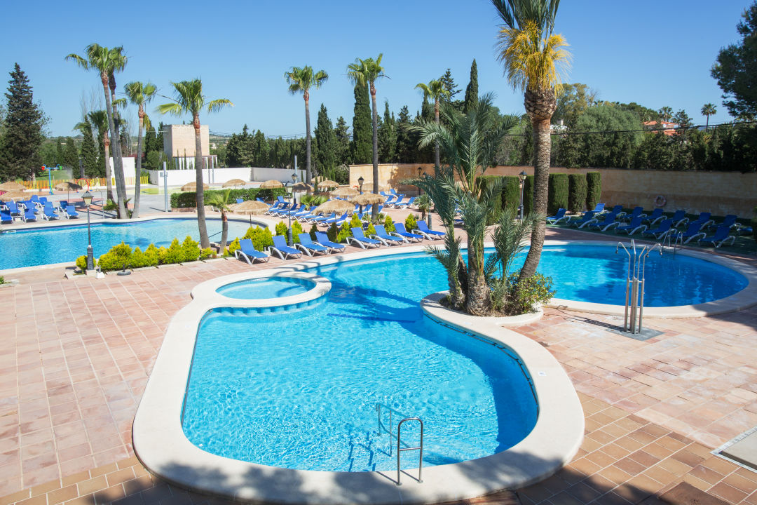 Pool Hotel Club Castell dels Hams