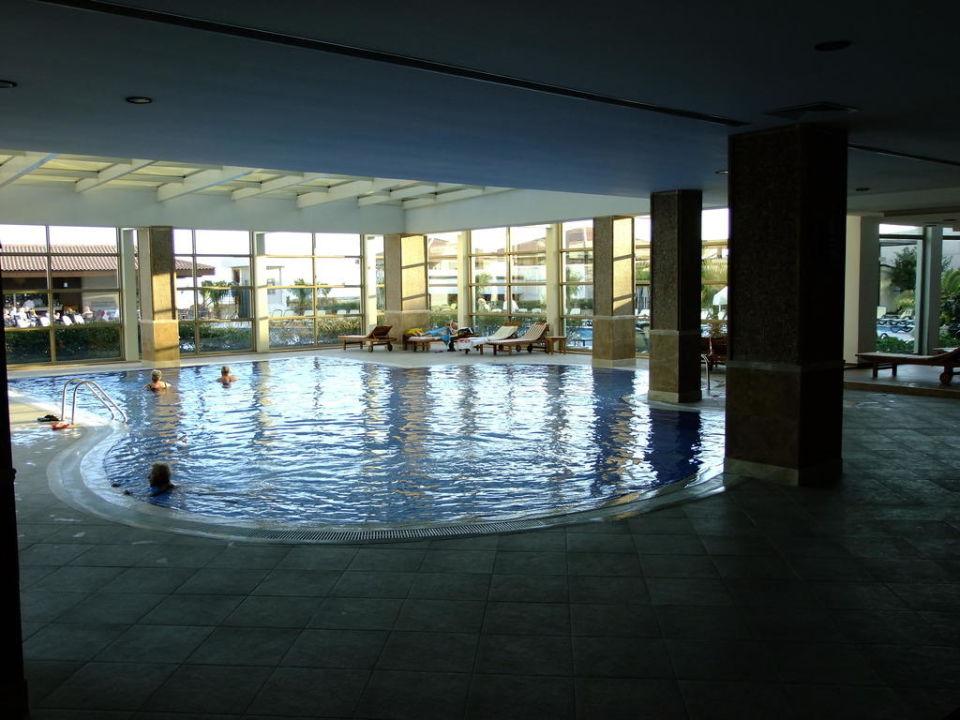 Das Hallenbad Alba Royal Hotel