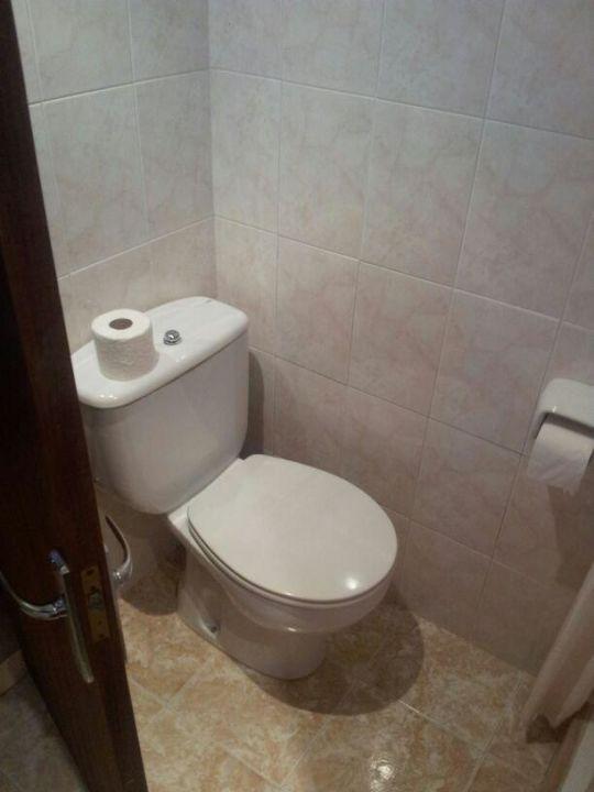Toilette Hostal Mistral