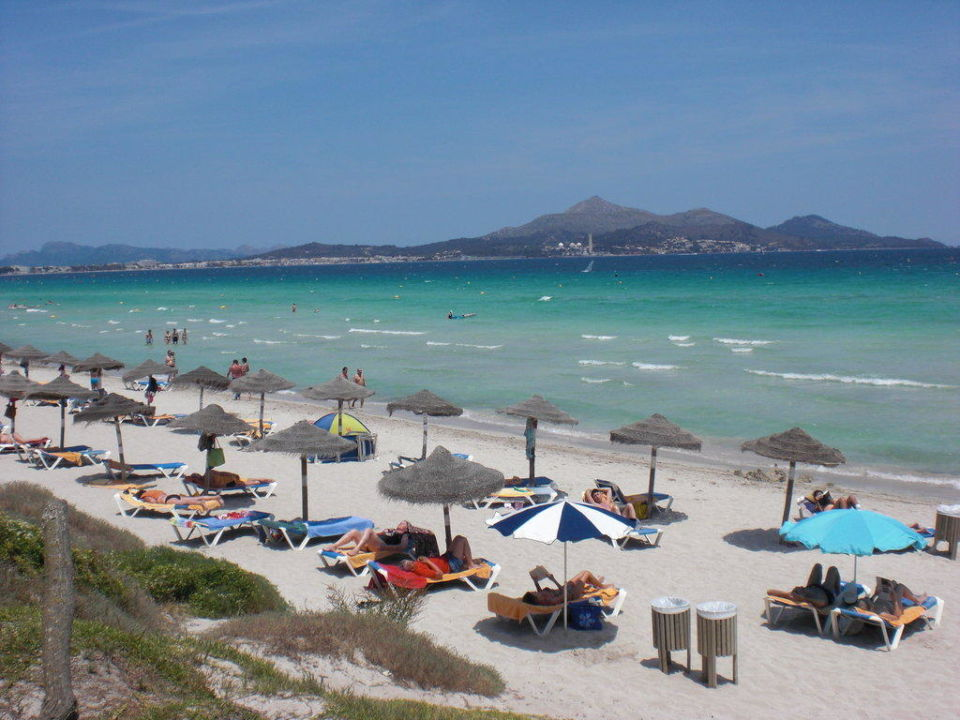 Hotel Iberostar Alcudia Park Playa De Muro Mallorca Spanien