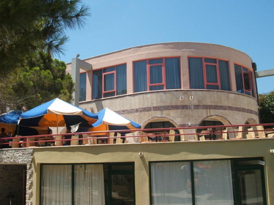 Taras przy restauracji Hotel Arinna  (existiert nicht mehr)