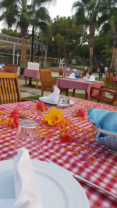 Gastro Crystal Flora Beach Resort