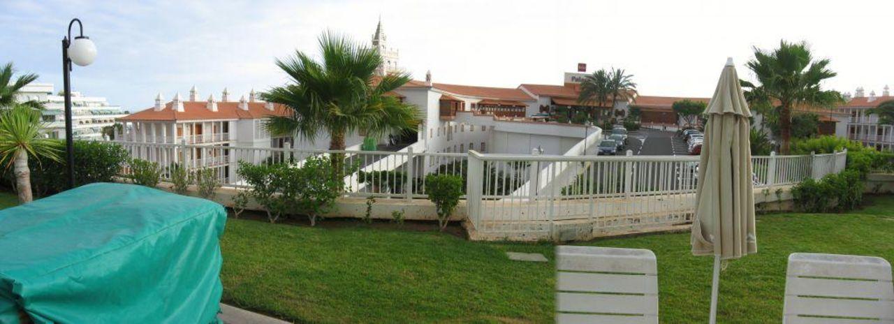 Hotelzugang Hotel Riu Palace Tenerife