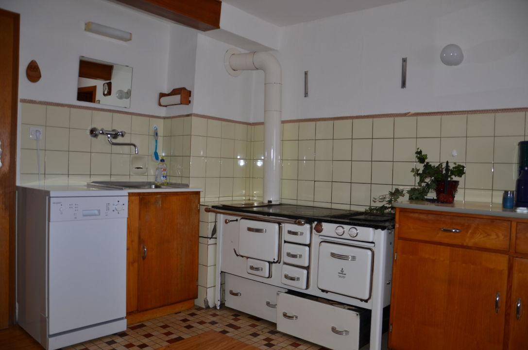 Holzofen Küche Wamsler | Bauernkuche Wamsler Holzofen Ferienhaus Stipfing Ferienhaus