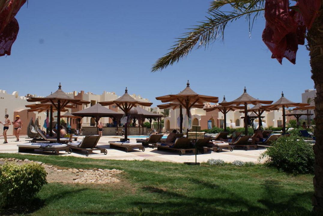 Ruhezone SUNRISE Royal Makadi Aqua Resort -Select-