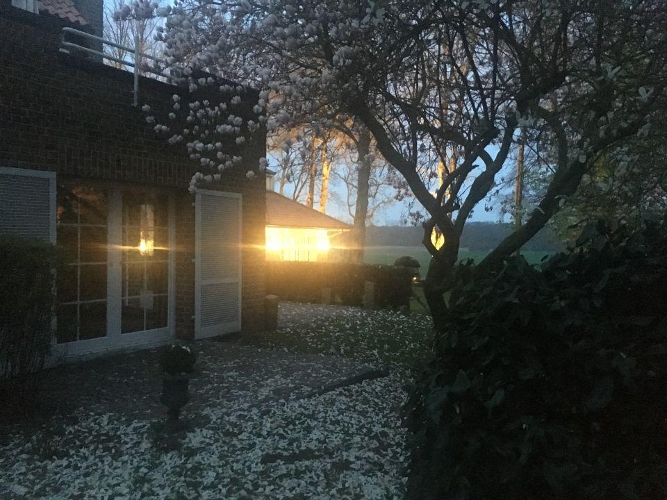 Gartenanlage Ringhotel Landhaus Eggert