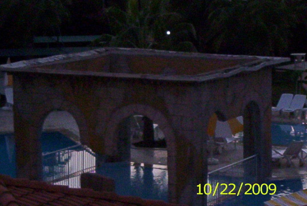 Zimmerblick auf den Pool! Family Club Belinda  (geschlossen)