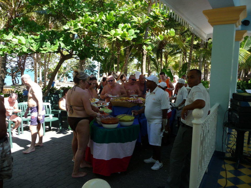 Mexico Fingerfood Snacks Hotel Puerto Plata