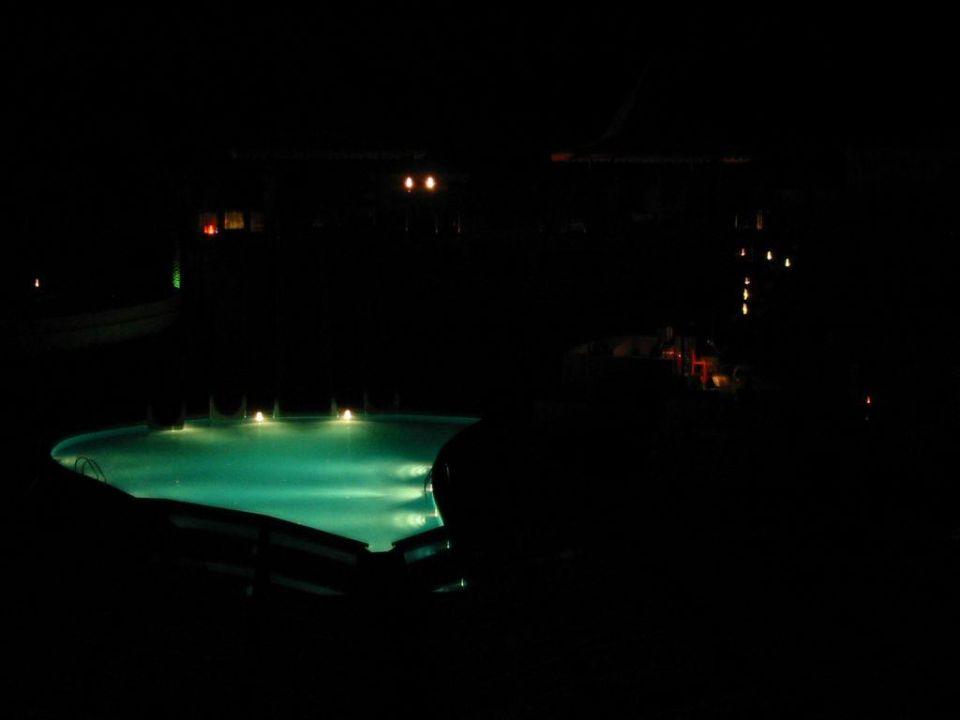 Blick aus dem Zimmer Alva Donna Exclusive Hotel Belek